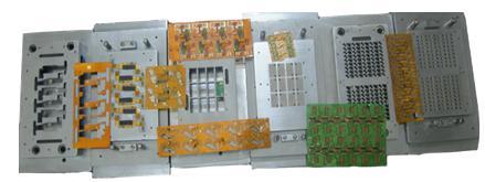 软板线路板分板机冲床模具